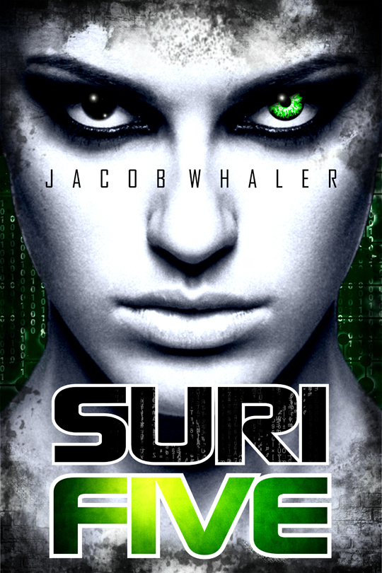 Suri Five Kindle cover high resolution