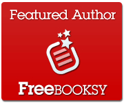 Im a featured author at Freebooksy